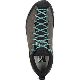 Scarpa Mescalito Chaussures Femme, titanium/green blue